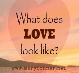 What does LOVE look like? It looks like following your dream.
