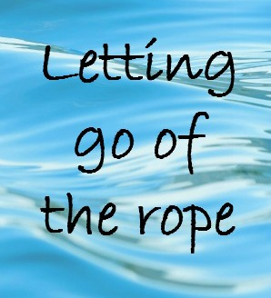 Cutting the rope and letting go