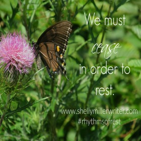 When rest eludes us and how we can find our way back