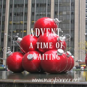 Advent: waiting a gift?