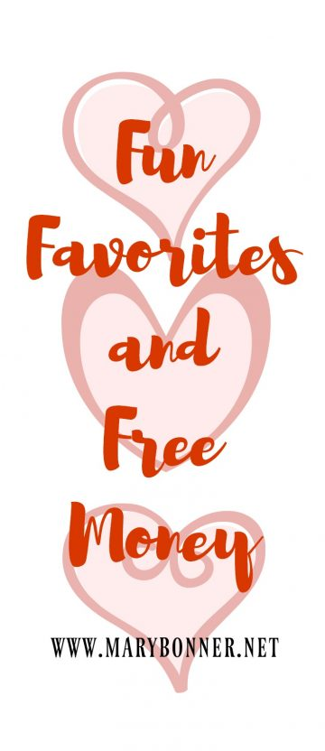 Friday Favorites and Why You Need Them by Mary Bonner